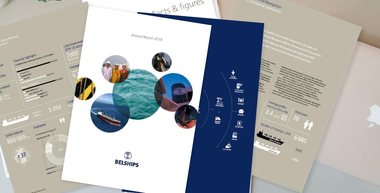 Belships annual report