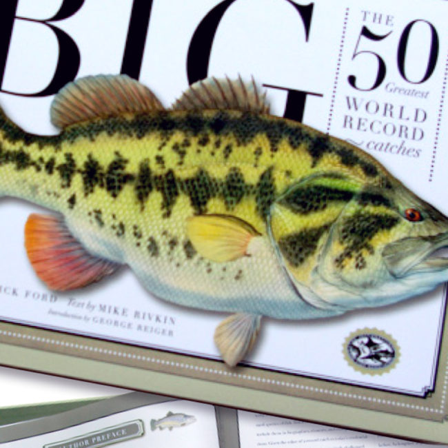 Big: The 50 Greatest World Record Catches