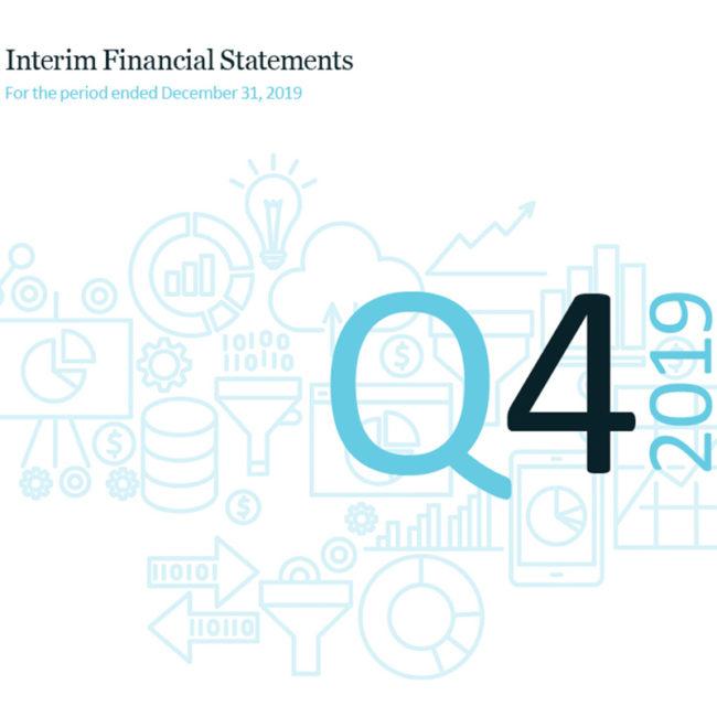 Fibo Group quarterly reports