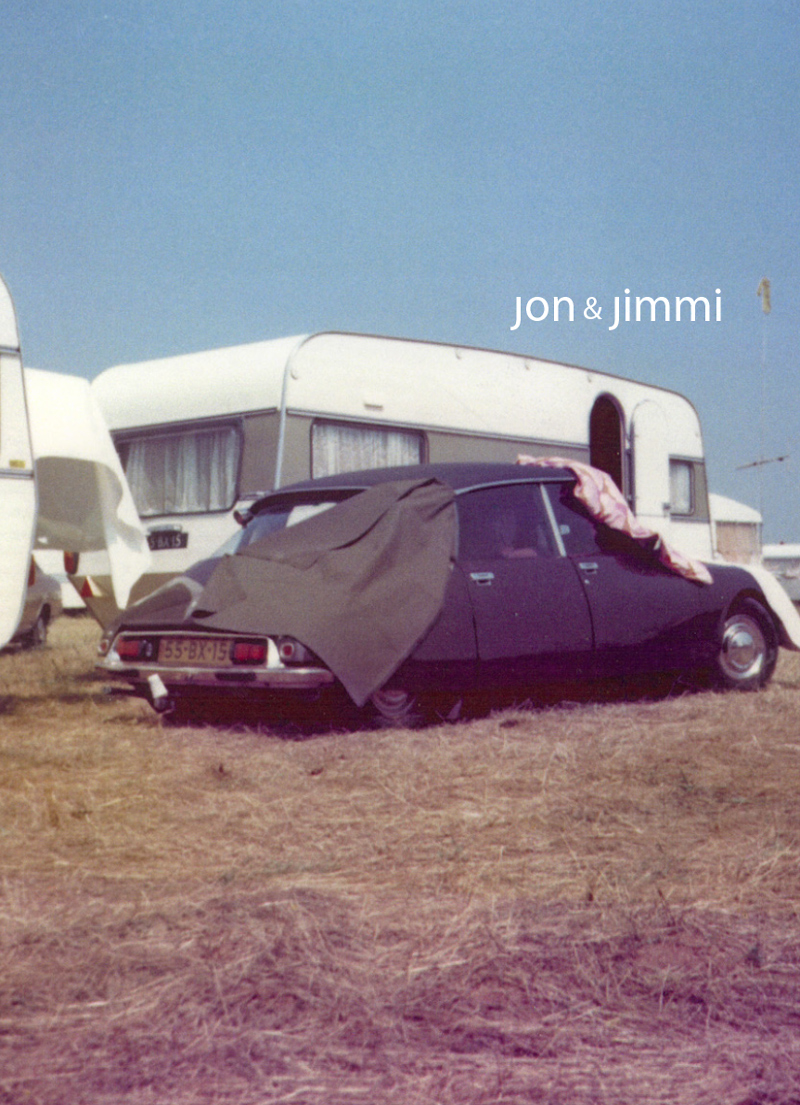 John & Jimmy cover concept